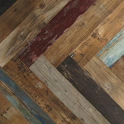 Oriental Reclaimed | Pine, Paint | Wood panels | Imondi