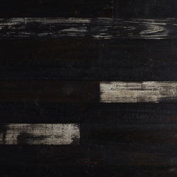 Oriental Reclaimed | Sports, Black | Wood panels | Imondi