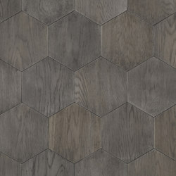 Patterns | Hexagon | Pannelli legno | Imondi