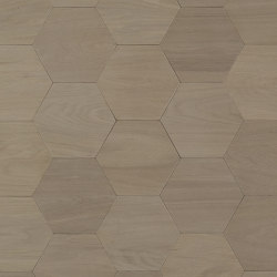 Patterns | Hexagon | Wood panels | Imondi