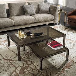 Edge | Coffee tables | Longhi S.p.a.