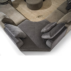 Atar | Sofas | Longhi S.p.a.