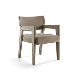 Queen | Chairs | Longhi S.p.a.
