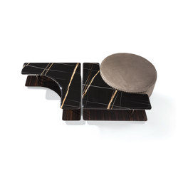 Saturn | Coffee tables | Longhi S.p.a.