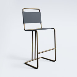 Horsley Bar Stool | Barhocker | Harris & Harris