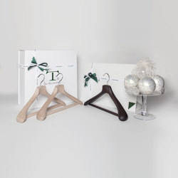SuMisura Beech Wood Collection - Marcello Giacca hanger | Perchas | Industrie Toscanini