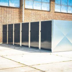 street.box 6 | Bicycle lockers | bike.box
