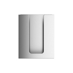 Behind mirror paper towel dispenser, for opening unit | Paper towel dispensers | Duten