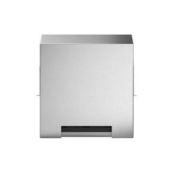 Automatic hand-dryer for behind mirror installation | Hand dryers | Duten