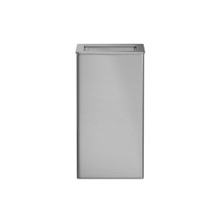 Tapered style wall mounted or free standing 30L bin | Bath waste bins | Duten