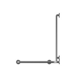 Stainless steel Ø32mm grab rail, 5 point fixation | Grab rails | Duten
