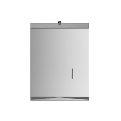 Folded paper towel dispenser | Paper towel dispensers | Duten