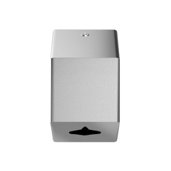 Stainless steel dispenser for center feed roll | Paper towel dispensers | Duten