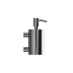 Stainless steel wall mounted liquid soap dispenser, 400ml capacity | Soap dispensers | Duten