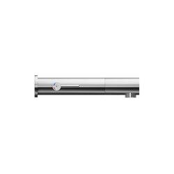 Sensor tap 170mm, with temperature adjustment lever, recessed installation | Wash basin taps | Duten