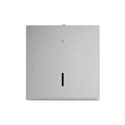 Square jumbo toilet tissue dispenser | Paper roll holders | Duten