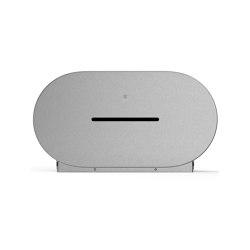 Double jumbo toilet tissue dispenser | Paper roll holders | Duten