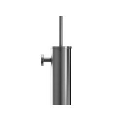 Wall-mounted toilet brush and brush holder | Toilet brush holders | Duten