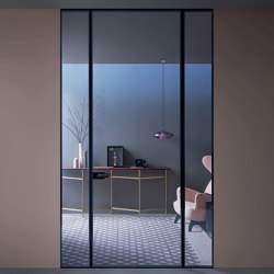Shoin Pivot | Internal doors | Lualdi