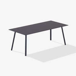 Mosaiko low rectangular table | Coffee tables | Fast