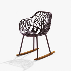 Forest rocking armchair | Stühle | Fast