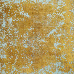 Erased Gold | Rugs | Knotique