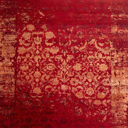 Red Season | Rugs | Knotique