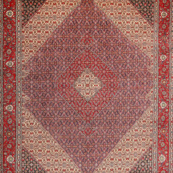 Tabriz 40 Raj Fine Mahi | Formatteppiche | Knotique