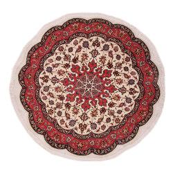 Tabriz 50 Raj Fine   Rugs   Knotique