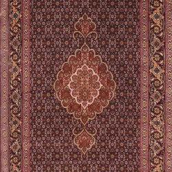 Tabriz 50 Raj Fine Mahi | Formatteppiche | Knotique