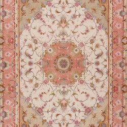 Tabriz Fein | Formatteppiche | Knotique