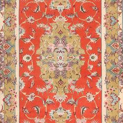 Tabriz-50-Raj | Formatteppiche | Knotique