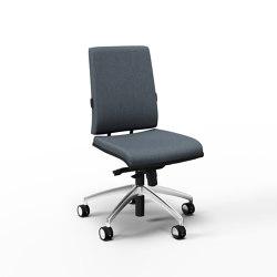 Zero7 Elegant   Sillas de oficina   Fantoni
