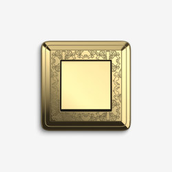 ClassiX | Switch Art Brass | Push-button switches | Gira
