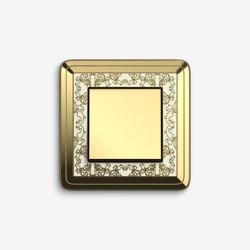 ClassiX | SwitchArt Brass cream white | Push-button switches | Gira