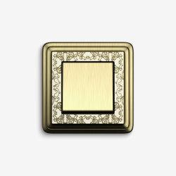 ClassiX | SwitchArt Bronze cream white | Push-button switches | Gira