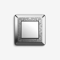 ClassiX | Switch ArtChrome | Push-button switches | Gira