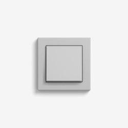 E2 | Switch Grey matt | Push-button switches | Gira