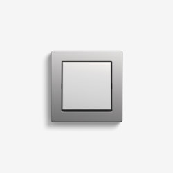 E2 | Switch Stainless Steel | Push-button switches | Gira