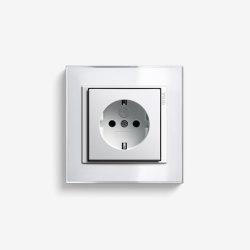 Event | Socket outlet Pure white matt | Schuko sockets | Gira