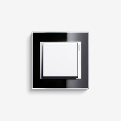 Event | Switch Clear Black | Push-button switches | Gira