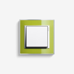 Event | Switch Clear Green | Push-button switches | Gira