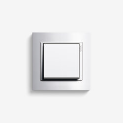 Event | Switch Pure white glossy | Push-button switches | Gira