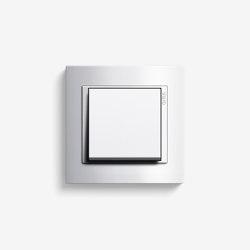 Event | Switch Pure white matt | Push-button switches | Gira