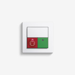 Callsystem | Room module with call and presence button | Sistemi comunicazione interna | Gira