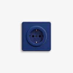 S-Color   Socket outlet Blue   Schuko sockets   Gira