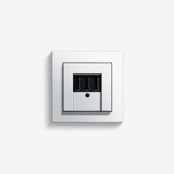 Entertainment | Telephone socket | Pure white glossy (including E2) | Data communication | Gira