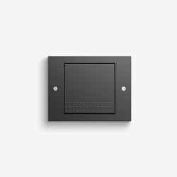 TX_44 | Anthracite | Push-button switches | Gira