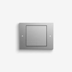 TX_44 | Colour aluminium | Push-button switches | Gira