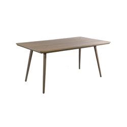 Alpenblick | Table Alpenblick 160X90 Old Grey | Dining tables | MBM
